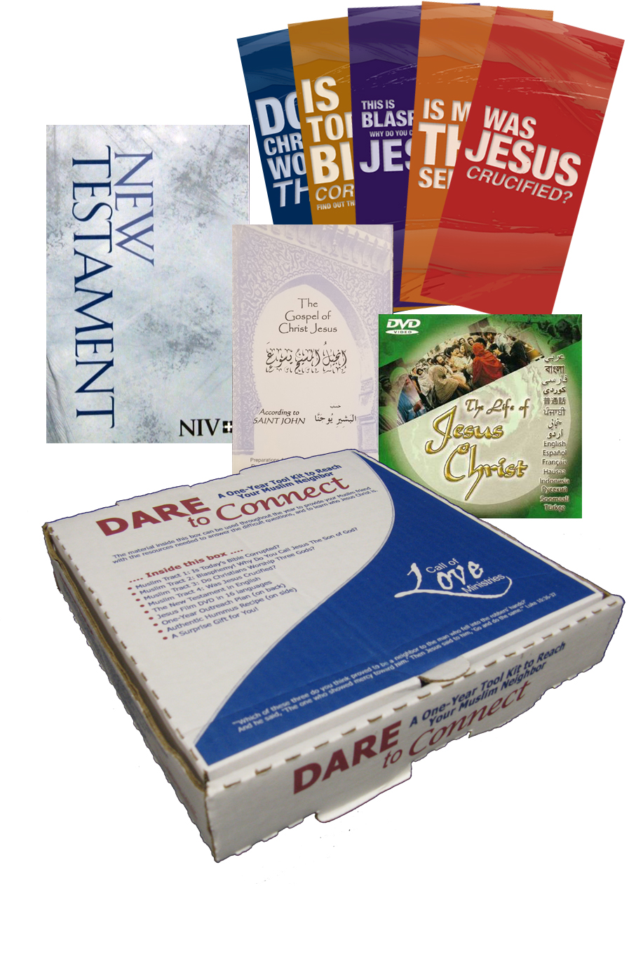 Dare to Connect Kit